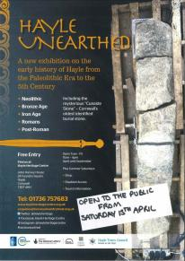 Hayle Heritage Centre Opening Weekend April 13 @ 11:00 am - April 14 @ 3:00 pm